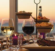 eten-drinken-hightea-strand-strandhuis-wijk-aan-zee